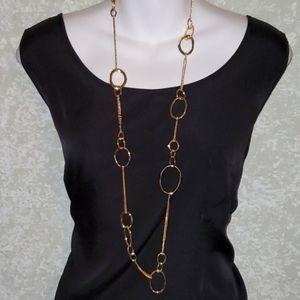 Chloe + Isabel Long Organic Link Necklace